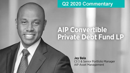 Q2 2020 Commentary – Jay Bala
