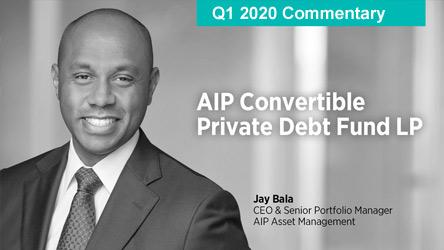 Q1 2020 Commentary – Jay Bala